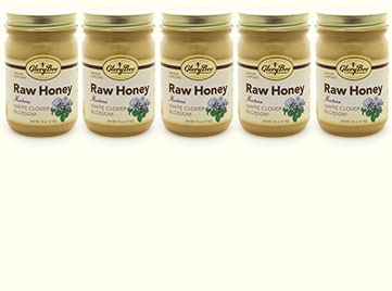 Raw Montana Honey
