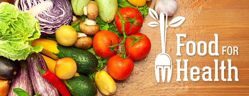 Food For Health Header