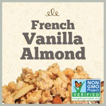 A decadent vanilla flavor, honey, and sliced almonds combine with hearty whole rolled oats that give you over half of the daily recommended amount of whole grains in each serving.