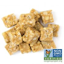 These tasty and nutritious bites of deliciousness are made with clean ingredients including real peanut butter, real honey, brown rice syrup, and barley malt. They also contain crispy brown rice which adds a satisfying crunch. Perfect for that on-th