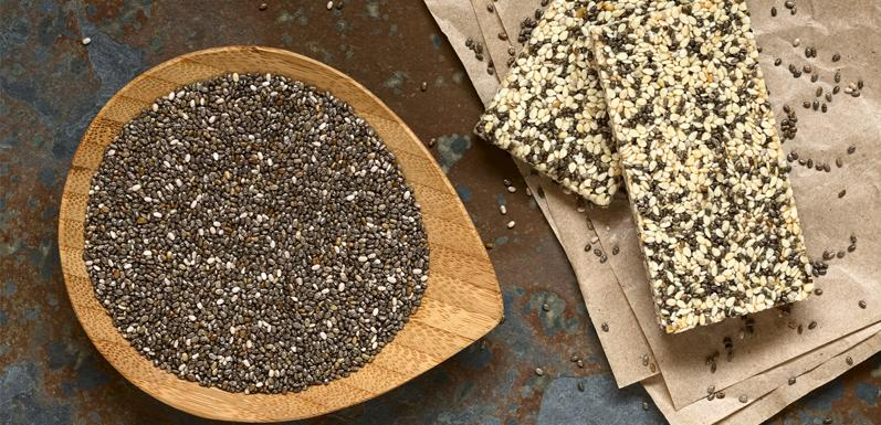 Aunt Patty's Honey and Chia Seed Energy Bars