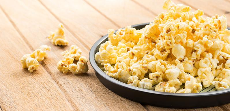 Aunt Patty's Favorite Popcorn Recipes