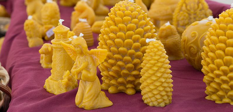 How to Use Polyurethane Candle Molds