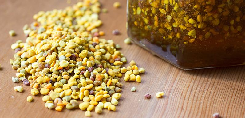 Is Bee Pollen the Key to Good Health?